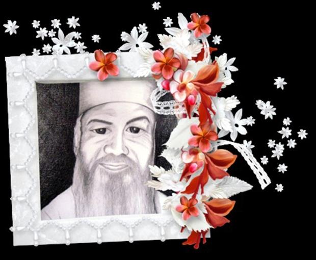 Beloved Master Hazrat Syed Sufi Ghyassuddin Shah Qadiri, Shutari,Chishti